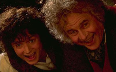 Tantissimi auguri a Bilbo e Frodo Baggins!