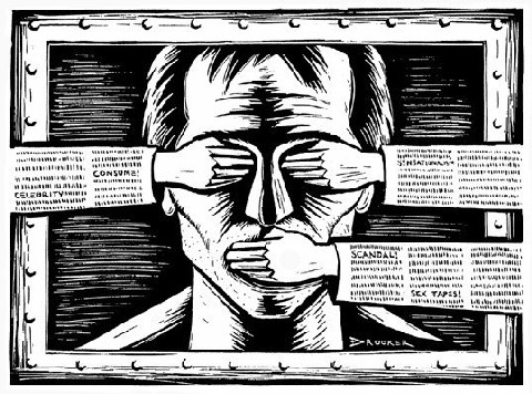 Pacchetto sicurezza e blog: i tg non ne hanno parlato
