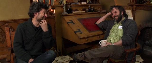 VideoBlog n.2 da Lo Hobbit: la prima fase delle riprese