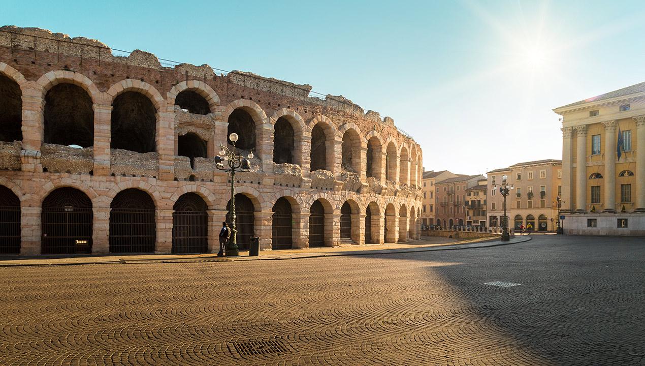 Weekend a Verona tra fantasy e storia