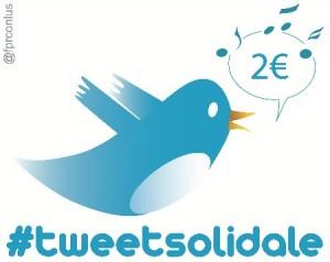 Aiuta la Ricerca sul Cancro con un semplice #tweetsolidale