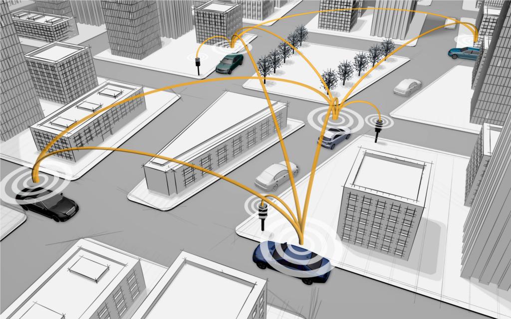 Tecnologia Car-to-X: il primo social network per le automobili