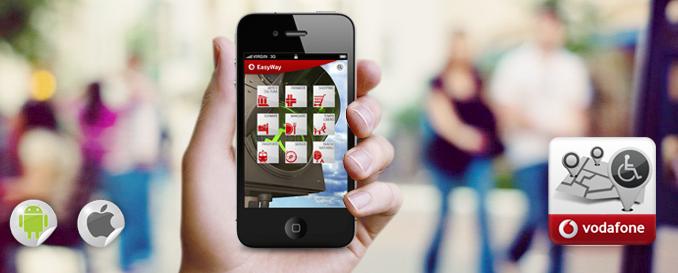 EasyWay app per disabili contro le barriere architettoniche