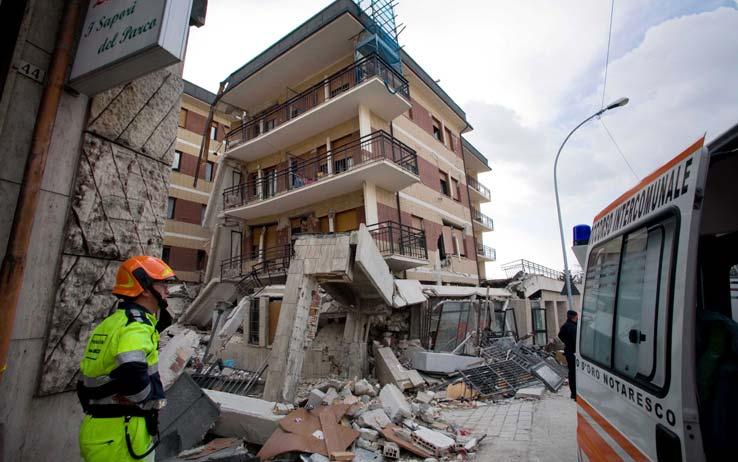 Condannata la Commissione Grandi Rischi de L'Aquila. Una sentenza giusta?