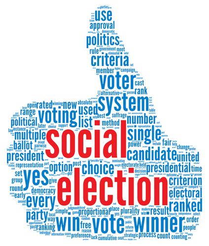Politica e Comunicazione digitale, i social più utilizzati