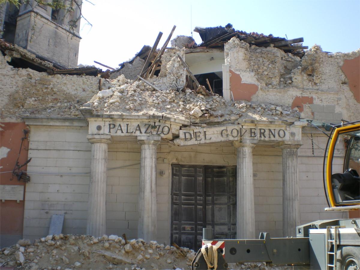 Sei anni dal sisma de L'Aquila: io non dimentico!