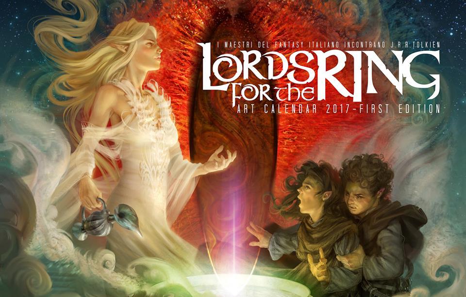 Lords For The Ring 2017: i Maestri del fantasy italiano incontrano Tolkien