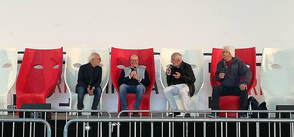 FuoriCinema 2017: risate ed emozioni con Massimo Boldi e Lino Banfi!