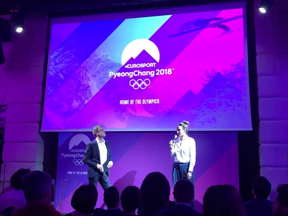 #HomeOfTheOlympics: ogni istante di PeyongChang 2018 live su Eurosport
