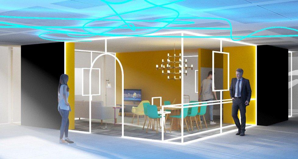#HouseInABox: il design incontra la tecnologia nello spazio Amazon