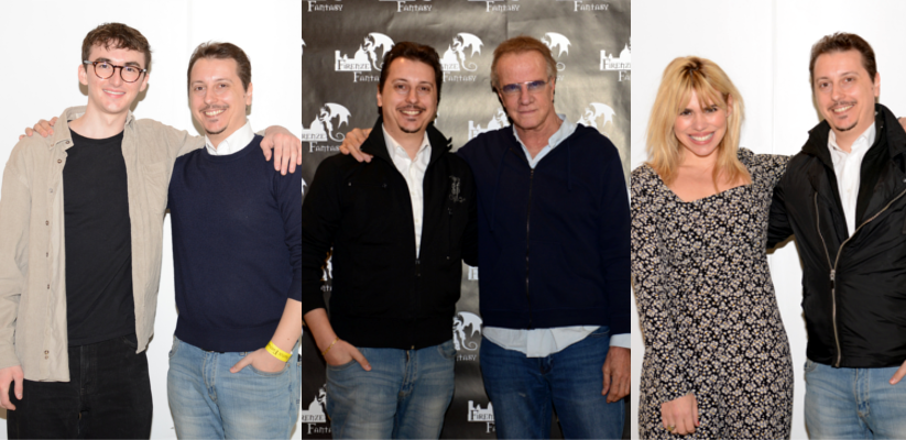 Firenze Fantasy 2019: l'incontro con Christopher Lambert, Isaac Hempstead-Wright e Billie Piper