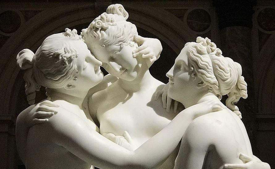 "A Milano la mostra ""Canova-Thorvaldsen. La nascita della scultura moderna"""
